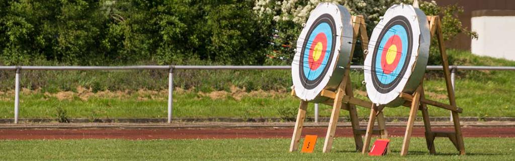 Probetraining Bogensport Hagen im Bremischen