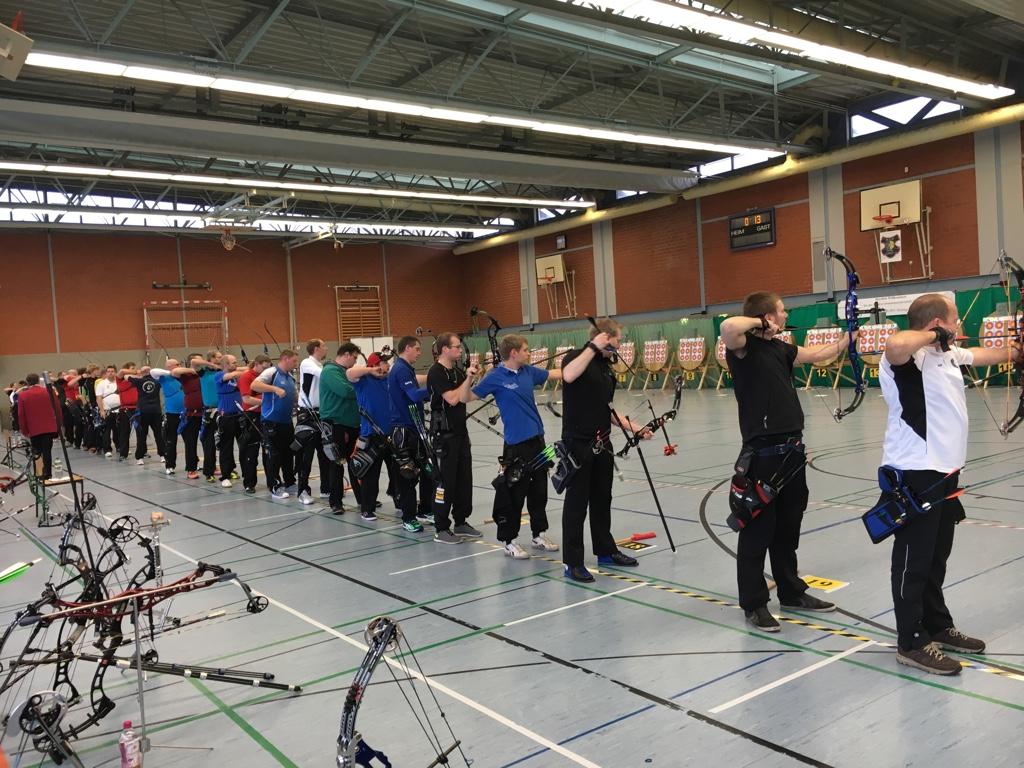 Hagener Bogenschützen auf der Landesmeisterschaft in Bersenbrück
