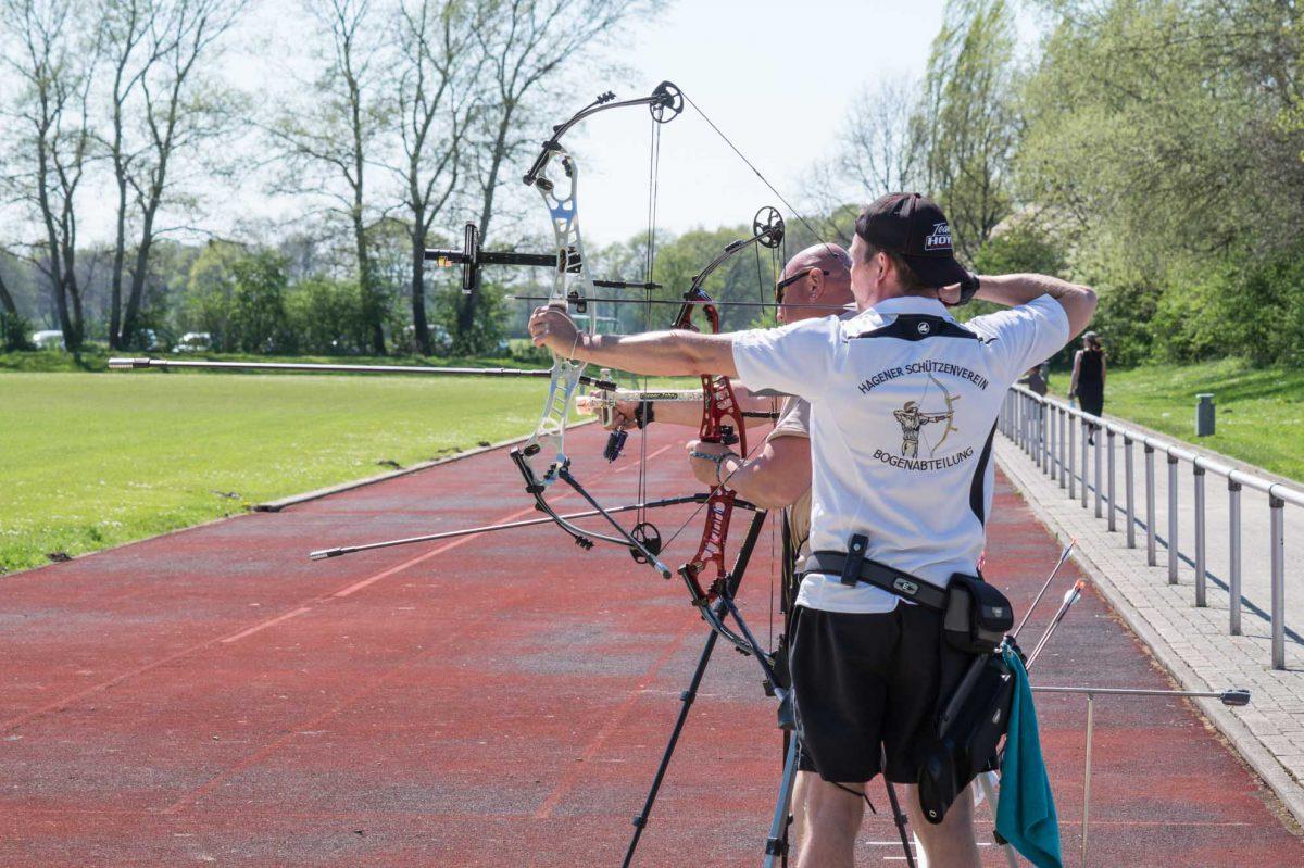 Kreismeisterschaft Bogen – WA im Freien 2016