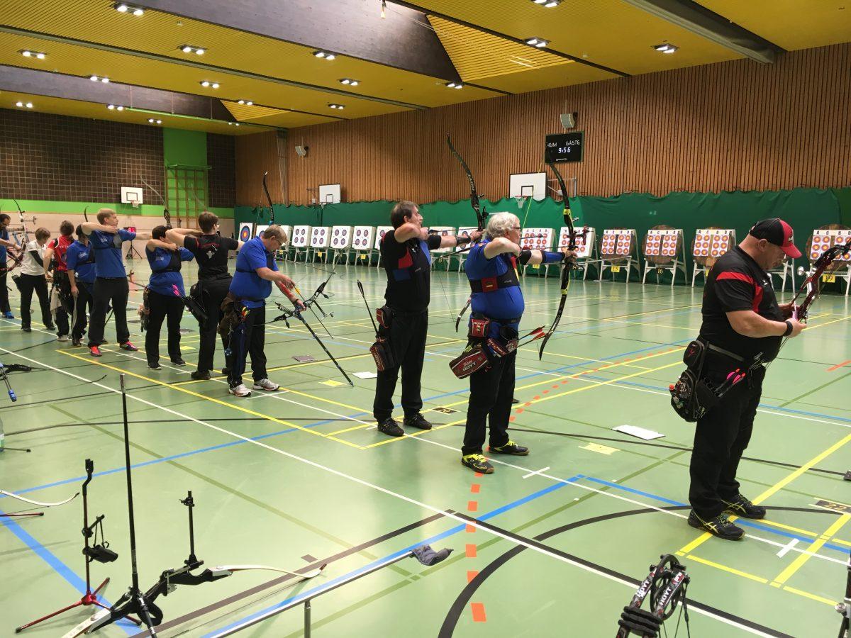 Bezirksmeisterschaft Halle 2017