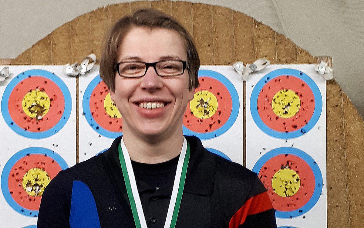 Ina Mielke ist Landesmeisterin